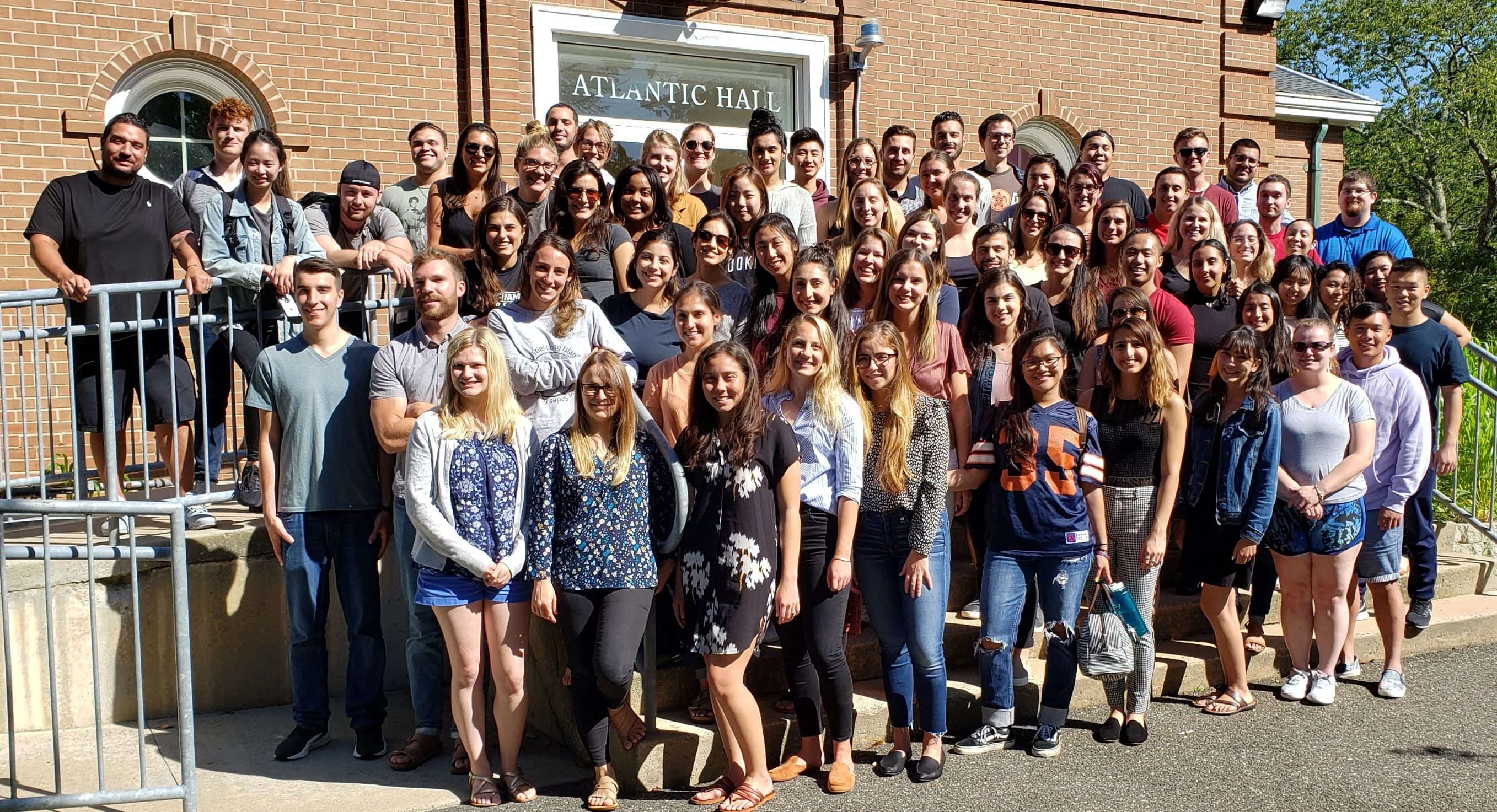 SBU PA Class of 2021