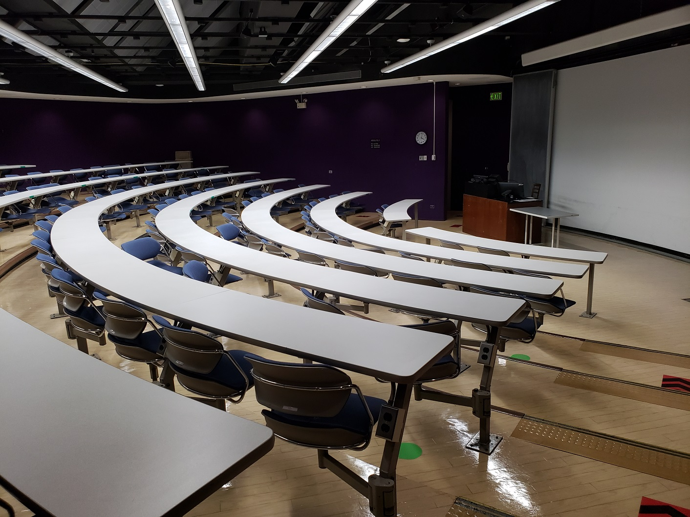 lecture hall HSC