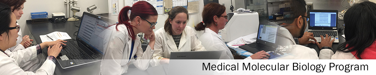 Medical Molecular Biology Program Image
