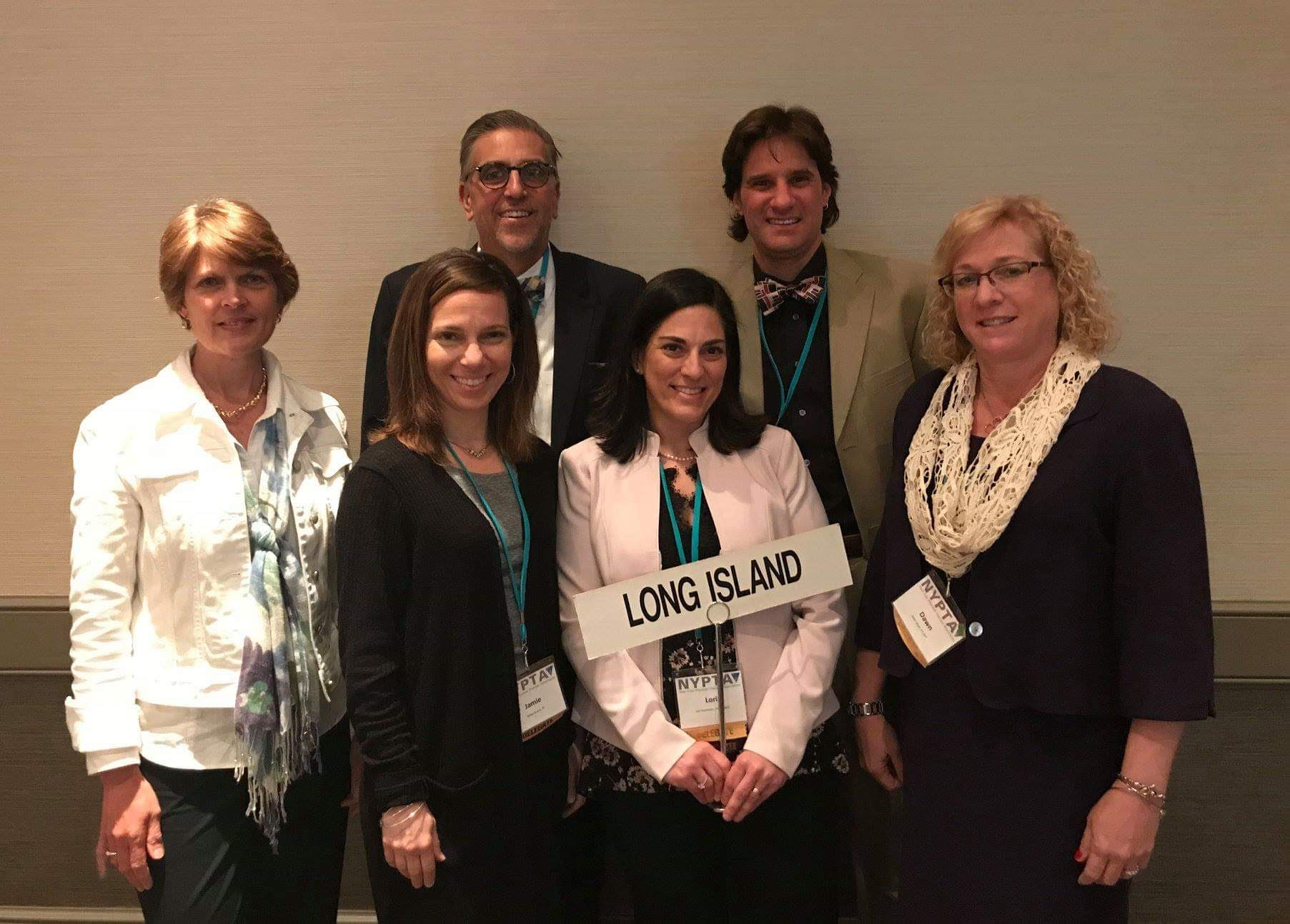 PT Faculty at last year's Delegate Assembly