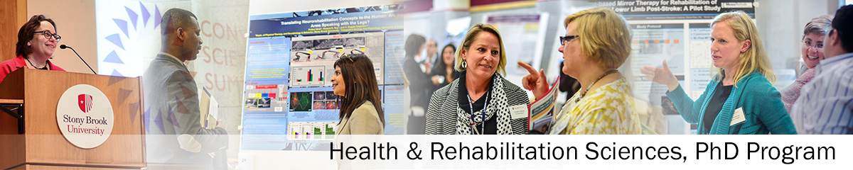 Health and Rehabilitation Sciences Program - Banner Image