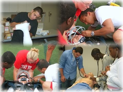 Athletic Training School Of Health Technology Management