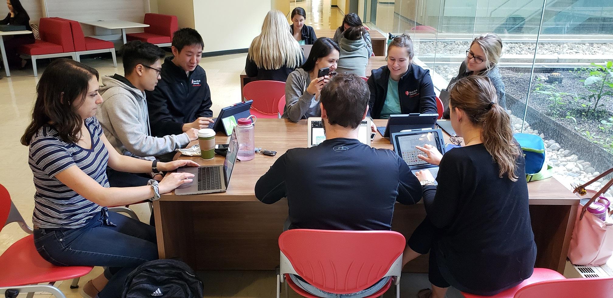 study area HSC