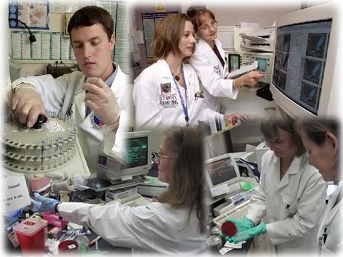 Clinical Laboratory Sciences Collage